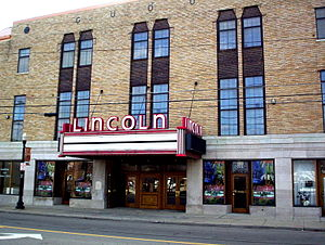 King-Lincoln Bronzeville - The historic Lincoln Theatre