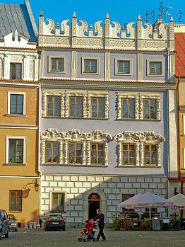Polski: Kamienica Konopniców