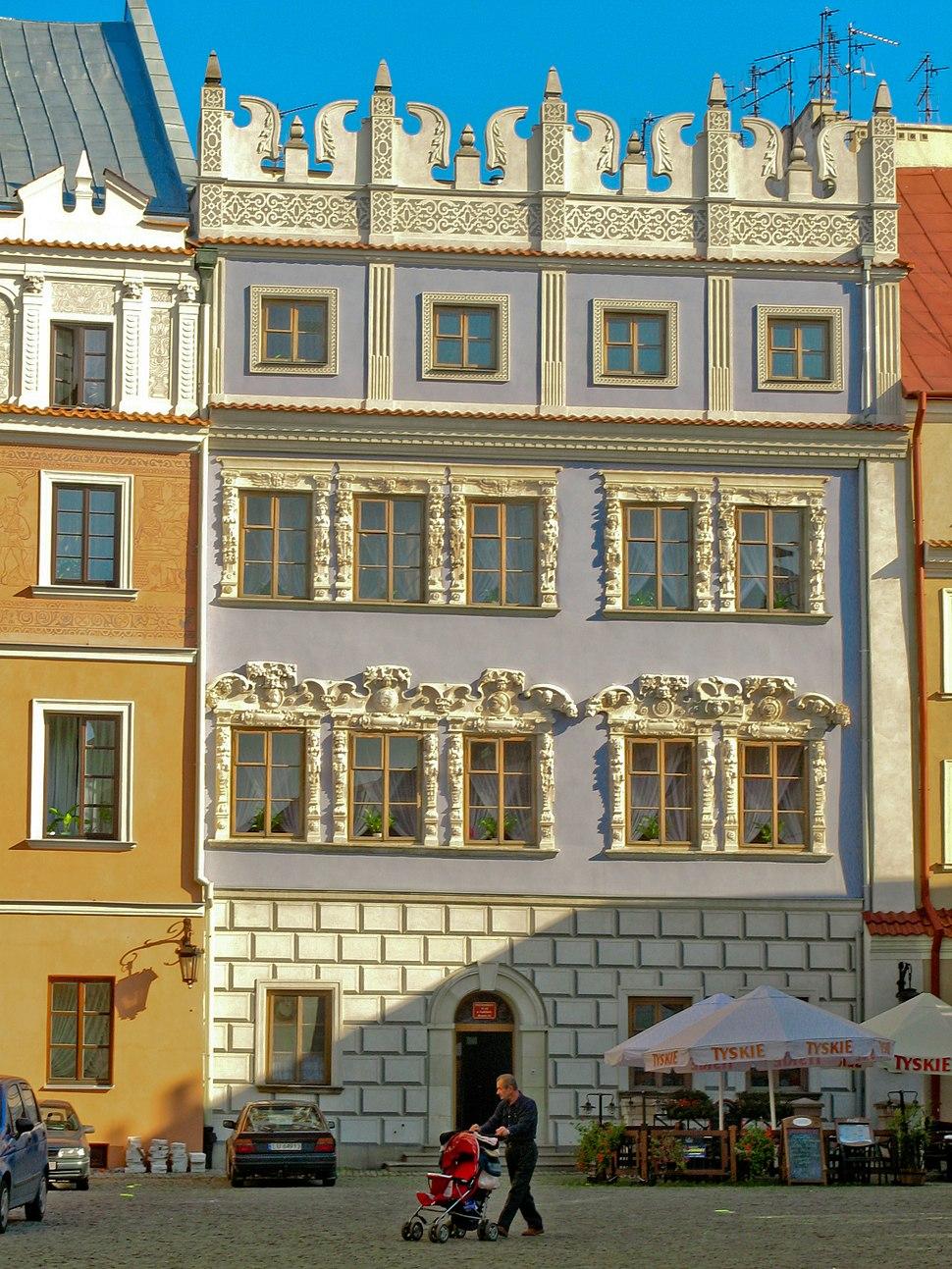 Lublin Kamienica Konopniców