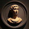 Luca della robbia, testa di giovinetto, 1435-40 ca. (londra, coll. sam fogg).jpg