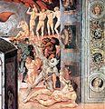 Luca signorelli, cappella di san brizio, separazione delle anime 03.jpg