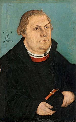 Lucas Cranach (II) - Bildnis Martin Luthers (1549).jpg
