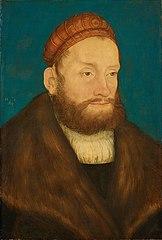 Margrave Casimir of Brandenburg-Kulmbach