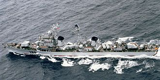 Type 051 destroyer - Luda III class destroyer Zhuhai (166).