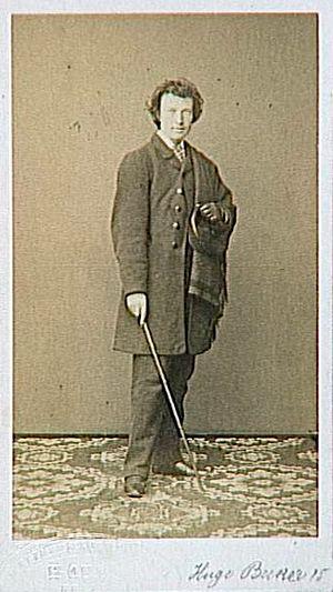 Ludwig Hugo Becker - Ludwig Hugo Becker   (date unknown)