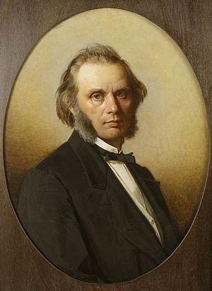 Peter Carl Ludwig Schwarz - Image: Ludwig Schwarz 1870