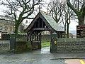 Lychgate, St George's, Mossley.jpg