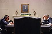 Lyndon Johnson Richard Nixon 1968