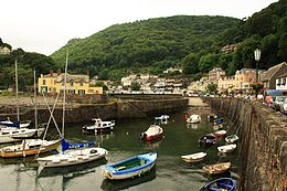 Lynmouth – Veduta