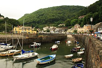 Lynmouth - Lynmouth Harbour