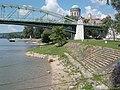 Mária Valéria Bridge (S), Esztergom, Hungary.jpg