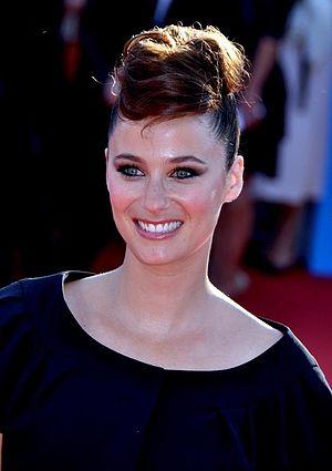Mélanie Bernier - Mélanie Bernier at the 2012 Deauville American Film Festival