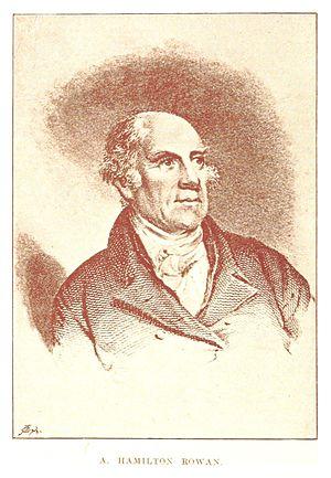 Archibald Hamilton Rowan - Archibald Hamilton Rowan