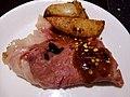 MC 澳門 Macau JW Marriott hotel 萬豪酒店 restaurant 自助餐廳 buffet food beef meat January 2017 Lnv2.jpg