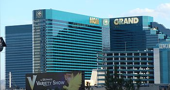 English: MGM Grand Hotel, Las Vegas.