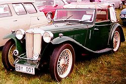 MG TB Tickford-Cabriolet (1939)
