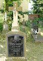 MOs810, WG 2014 39, Milicz Ponds Radziadz cemetery near church (2).JPG
