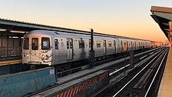 Nyc Subway Map Grand Street Shuttle.S New York City Subway Service Wikipedia