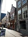 foto van Bakkerij met bakkerswinkel en bovenwoning