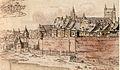 Maastricht, Onze Lieve Vrouwewal langs de Maas (J de Grave, 1670, collectie Boijmans van Beuningen).jpg