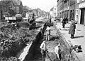 Maastricht, bouw Scharnerwegtunnel, 1959 (2).jpg