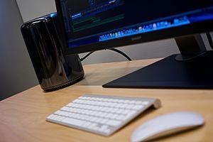Mac Pro - Mac Pro setup
