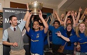 Macadam Cup - Image: Macadam Cup 2008 presentation