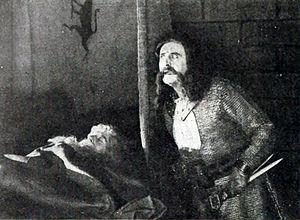 Macbeth (1916 film) - Herbert Beerbohm Tree as Macbeth