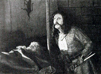 Macbeth (1916 film) - Herbert Beerbohm Tree as Macbeth