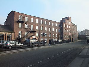 Macclesfield - Paradise Mill