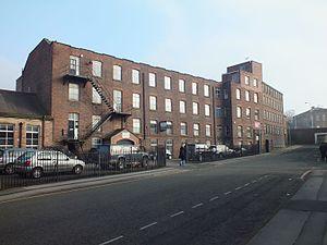 Macclesfield - Paradise Mill