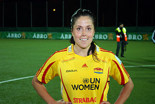 Madelaine Edlund association football player
