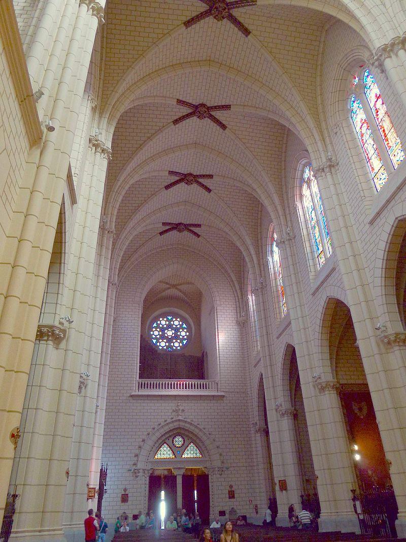 Madrid - Iglesia de Santa Cruz 15.JPG