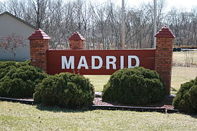 Madrid Iowa 20090329 Sign.JPG