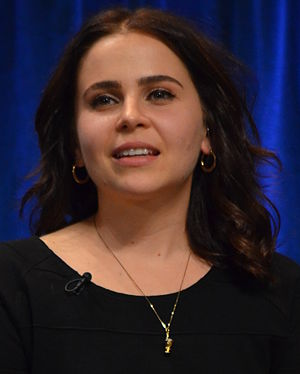 Mae Whitman - Whitman at the Paleyfest 2013
