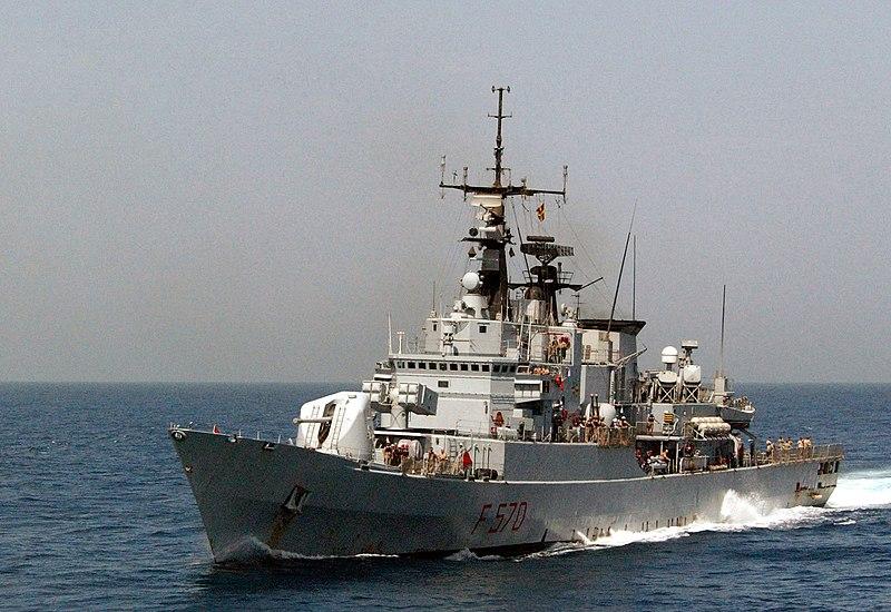Peru quer mais fragatas