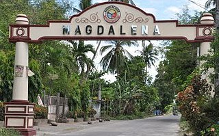 Magdalena, Laguna Municipality in Calabarzon, Philippines