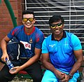 Mahbub Ali Zaki with Taskin Ahmed.jpg