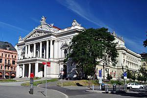 Mahenovo divadlo I