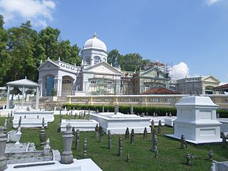 Mahmoodiah Royal Mausoleum