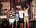 Main Cast of Musical Kinky Boots in Operettenhaus, Hamburg, Germany (May 2018).jpg