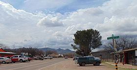 Main Street Arivaca Arizona 2015.JPG