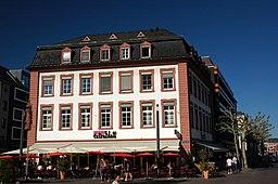Schillerplatz in Mainz