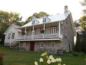 Auteuil, Quebec - Joseph-Labelle House