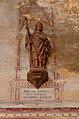 Malchow Orgelmuseum Klosterkirche Statue von Otto von Bamberg.jpg