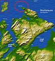 Malin Head & Inishowen satmap.jpg