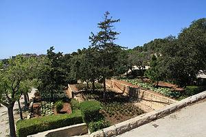 Herbert Ganado - Herbert Ganado Gardens in Floriana
