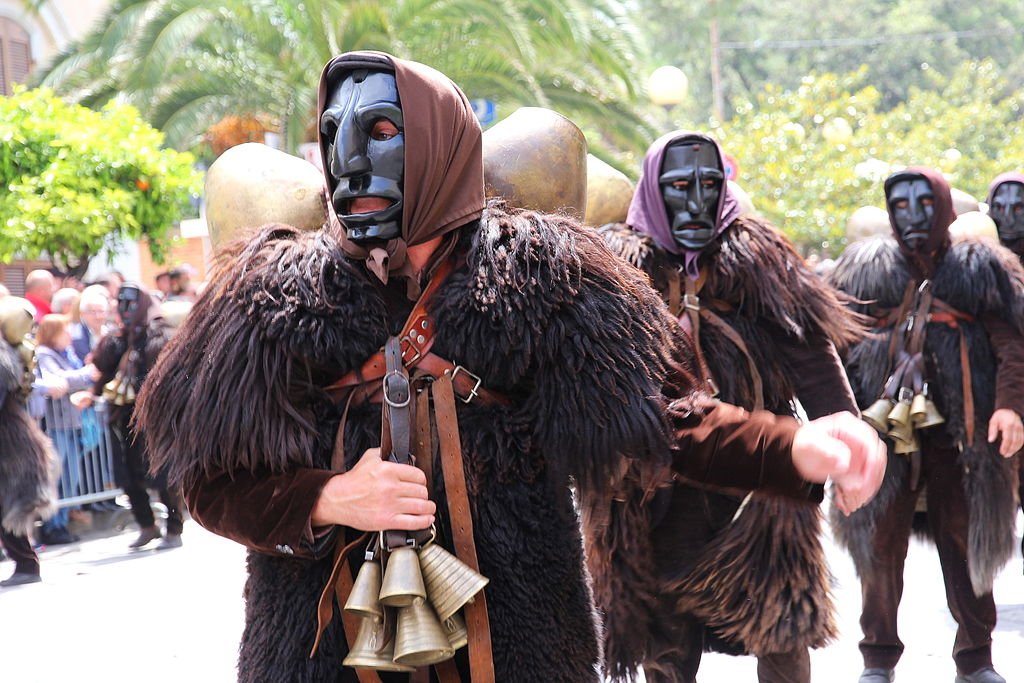 Mamoiada - Costume tradizionale (11)