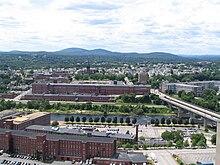 Manchester, New Hampshire - Wikipedia