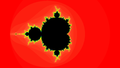Mandelbrot Set Color 1920x1080 50iterations.png